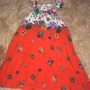 Super cute summer dress size 3t